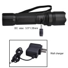 RichFire SF-20A XP-E Q5 250lm 3-Mode White Tactical Flashlight - Black