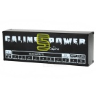 Caline CP-05 Low Noise 10 CH Hustle Drive Multi-Power Supply - Black