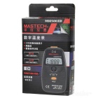 "MASTECH MS6501 1.8"" LCD Handheld Digital Thermometer"
