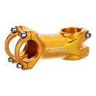 Basecamp BC-631 Bicycle Aluminum Alloy Handlebar Stem for MTB Mountain Bike - Golden (31.8 x 80mm)