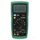 "MASTECH MS8215 2.7"" LCD Auto Range DMM Digital Multimeter Meter - Green + Black"