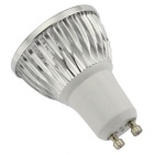GU10 4W High Band 390-400nm Purple 4-LED Spotlight (85-265V)