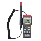 MASTECH MS6503 High Precision Temperature / Humidity Meter w/ RS-232C Infrared Interface