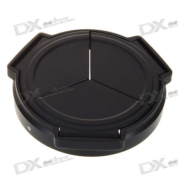 Automatic Lens Cap for RICOH GX200/GX100 - Black