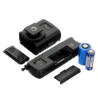 Mini Wireless remoto disparador para Panasonic DMC FZ30/FZ20/FZ50/FZ30K/FZ20K + Más