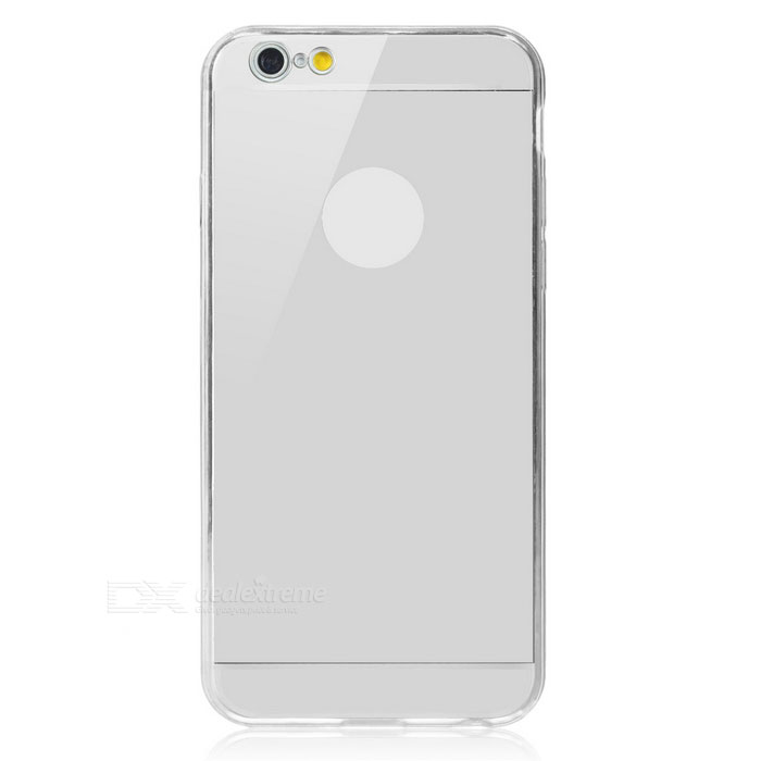 Protective TPU Mirror Back Case Cover for IPHONE 6 / 6S - Silver