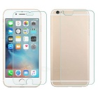 Dulisimai Clear Tempered Glass Screen Protector + Back Protector Sticker for IPHONE 6S / 6