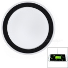 Qi Wireless Transmitter Charger Charging Pad for Samsung / LG / Google - White + Black