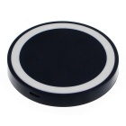 QI Wireless Charger Charging Pad for Phone & More - Black + White