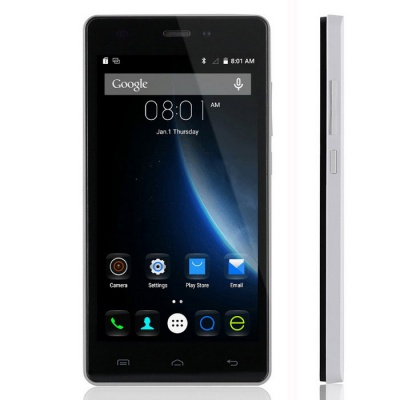 DOOGEE X5 Pro Quad-Core Android 5.1 4G Phone -White