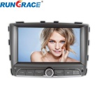 Rungrace Android 7-inch 2 Din Car (NO)DVD Player for Ssangyong Rexton W w/ BT,GPS,RDS,Wi-Fi,IPOD