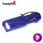 FandyFire IR Infrared LED Flashlight 850nm / 940 Night Vision Camera Fill Light - Blue