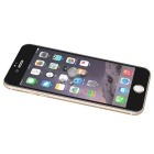 Angibabe Round Edge Tempered Glass Clear Film for IPHONE6 & 6S - Black