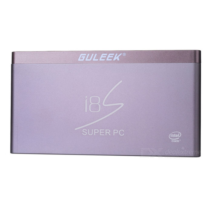 GULEEK i8S WIN10 / androide smart super PC con 32GB rom, hdmi, enchufe de la UE
