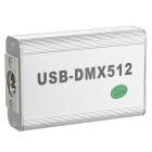 Multifunction USB LED High Speed DMX512 Light Controller + 3D Simulation Light Controller
