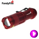FandyFire IR Infrared LED Flashlight 850nm / 940 Night Vision Camera Fill Light - Red