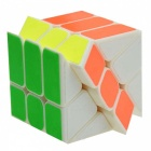 3*3*3 Hot Wheel Style Irregular Magic Rubik's Cube - Multi-Color