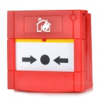 Waterproof Emergency Security Access Control Switch - Red