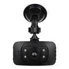 "2.5"" TFT HD 1080P CMOS 120' Wide-Angle 0.3MP 4-LED Car DVR Video Recorder Camera - Black"