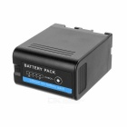 14.4V 4200mAh Li-ion Battery w/ Indicator for Sony PMW-EX1, PMW-EX1R, PMW-EX3 + More - Black