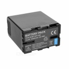 14.4V 4200mAh Battery w/ Indicator for Sony PMW-EX1, PMW-EX1R - Black