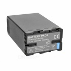 14.4V 6600mAh Li-ion Battery w/ Indicator for Sony PMW-EX1, PMW-EX1R, PMW-EX3 + More - Black