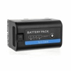 14.4V 2200mAh Battery w/ Indicator for Sony PMW-EX1, PMW-EX1R - Black