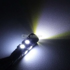 MZ T10 5W White LED Car Clearance Lamp / Door Light / Reading Lamp
