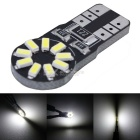 MZ T10 W5W 2W LED Car Clearance Lamp / Reading Light White 6500K 216lm 18-SMD 3014