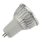 GU5.3 4W26 High LED Spotlights Purple 365nm~395nm - Silver (85~265V)