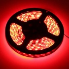 KINFIRE Waterproof 300-SMD 5630 LED Red Light Strip w/ Controller (5m)