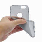 "Angibabe ""S"" Pattern TPU Back Case for IPHONE 6 PLUS / 6S PLUS - Gray"