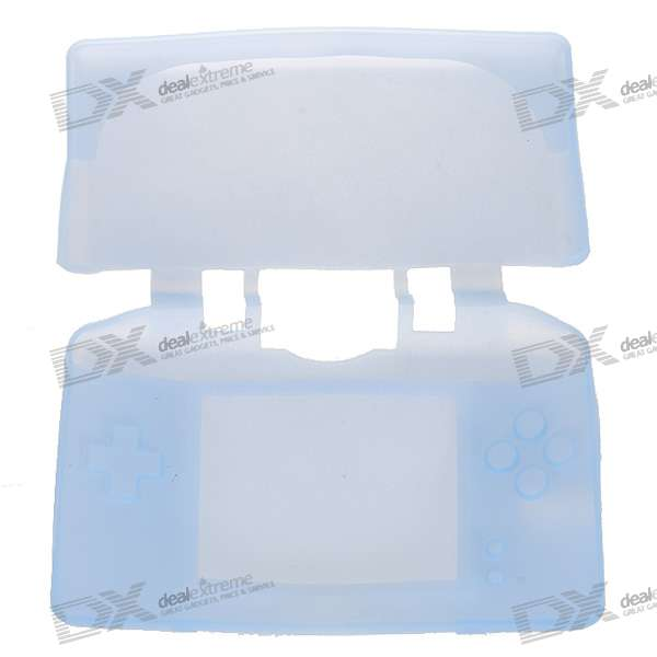 Silicone Protective Case for NDS Lite (Light Blue)