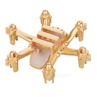 JJRC Hexcopter Spare Part Upper + Lower Body Shell for H20 - Golden
