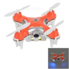 Cheerson CX-10C 4CH 2.4GHz Radio Control Quadcopter w/ 0.3MP Camera - Orange