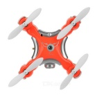 Cheerson CX-10C Radio Control Quadcopter w/ 0.3MP Camera - Orange