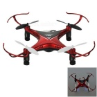 JJRC H22 2.4GHz 4-CH 6-Axis R/C Quadcopters w/ Gyro - Red + Black