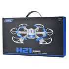 JJRC H21 4H 2.4GHz control de radio 6-Eje quadcopter w / LCD - negro