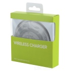 Acrylic Qi Wireless Charger for Samsung, IPHONE, HTC + More - Black