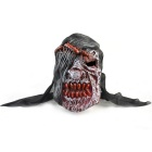 Scary Devil with Centipedes on the Face Style Rubber Mask for Cosplay / Halloween Costume Party