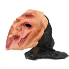 Scarface Rubber Mask for Cosplay / Halloween Costume Party - Yellow
