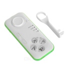 Mini BT V3.0 GamePad w/ Selfie, Music Remote Control, Mouse - Green