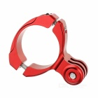 Aluminum Alloy Bicycle Bike Fixing Clip for GoPro Hero 1 2 3 3+ - Red