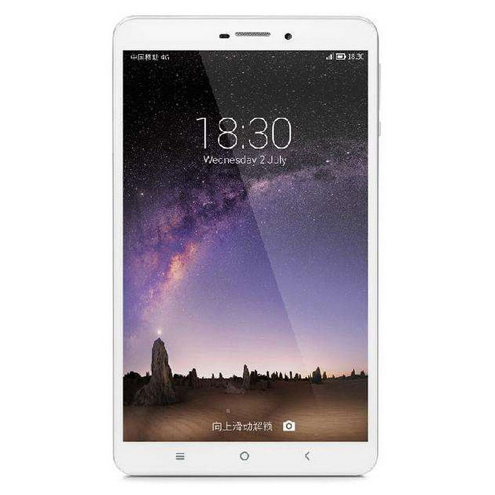 Onda V719 7 Inch Quad Core Android 4.3 4G Phone Tablet PC w/ Dual Camera£¬ GPS£¬ 8GB - White + Silver