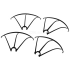 Replacement R/C Quadcopter Parts ABS Protection Covers Set for Syma X5 / X5C / X5SC / 5SW - Black