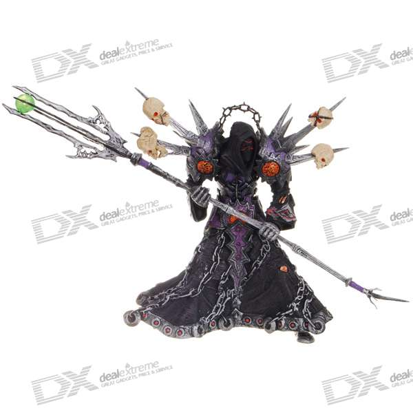 World of Warcraft Action Figure - Spectre Warlock (Large)