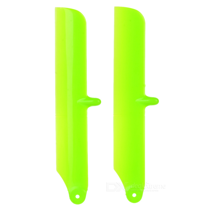 HCP100S-07 ABS Blades for FBL100 HCP100S - Green (2PCS)