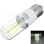 E27 4W 4-COB LED Filament Bulb Lamp White Light 6450K 400lm (AC 85~265V)