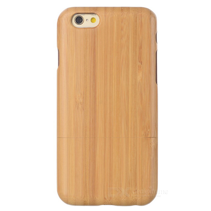 Protective Wood Back Case for IPHONE 6 / 6S - Brown