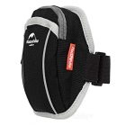 "NatureHike Sports Arm Band Bag for 4.7"" Devices - Black + Grey (S)"